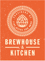Brewhouse and Kitchen Logo