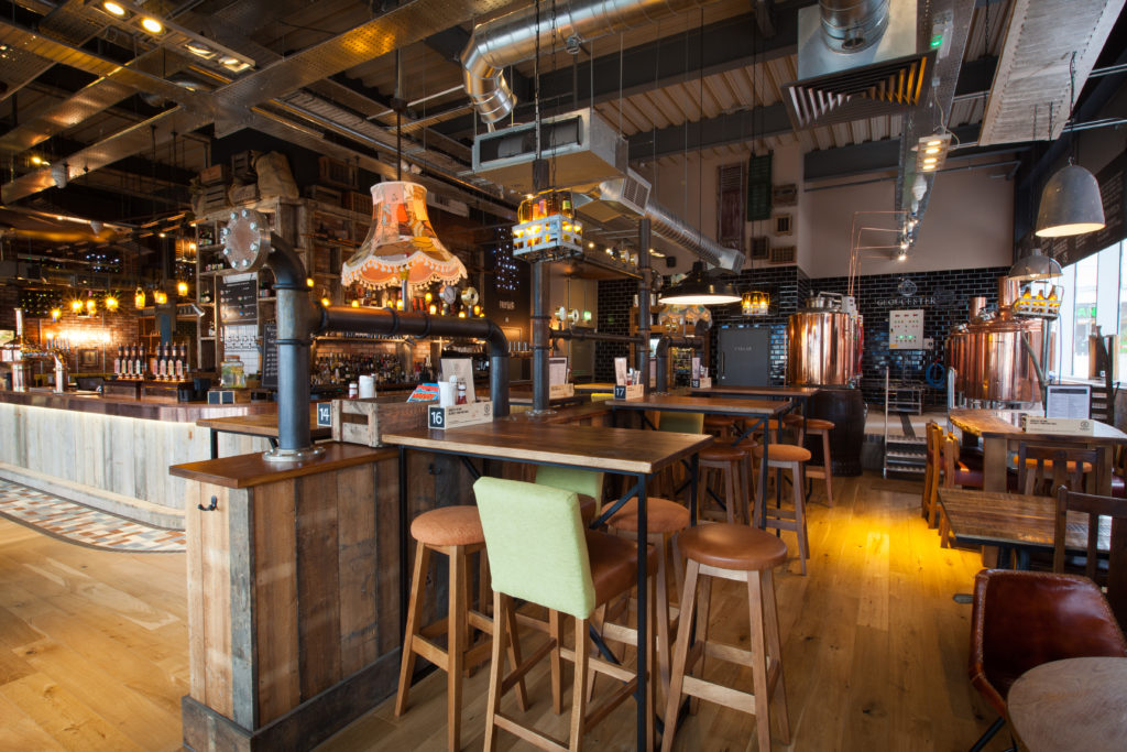 Gloucester Quays Brewhouse Amp Kitchen Microbrewery And Pub