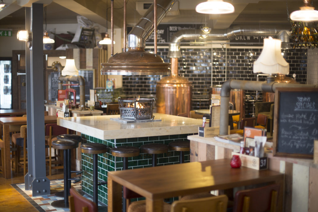 Bristol Brewhouse Amp Kitchen Microbrewery And Pub
