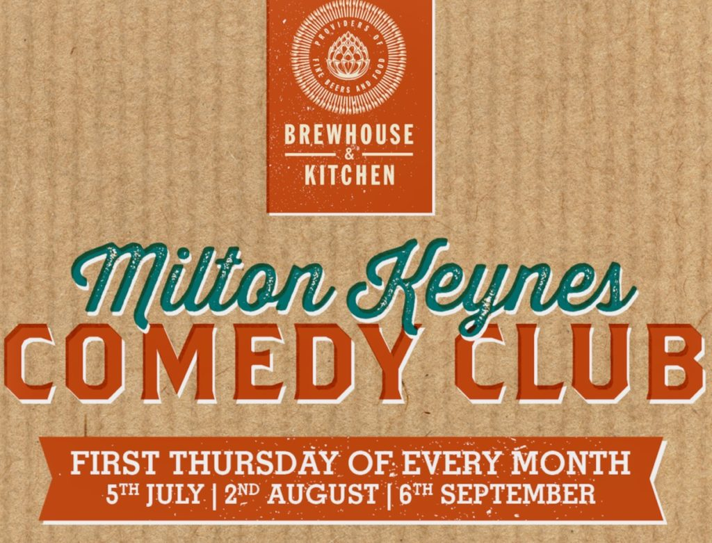 Mk Comedy Night Brewhouse And Kitchen